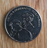 3249 Vz Nello & Patrasche - Kz Belgian Heritage Collectors Coin - Belgique