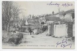 Environs De Tours - Vouvray - Un Coteau - Tours
