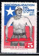 CHILI 319 // YVERT 381 // 1972 - Chile