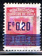 CHILI 321 // YVERT 390 // 1972 - Chile