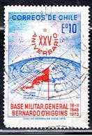 CHILI 322 // YVERT 398 // 1972 - Chile