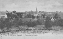 Les Environs De Hasselt.- Panorama De Genck.  Scan - Genk