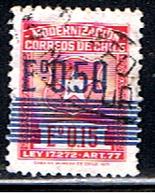 CHILI 323 // YVERT 400 // 1973 - Chile