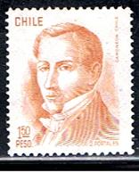 CHILI 325 // YVERT 475 // 1976 - Chile