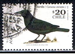 CHILI 327 // TIMBRE DE 20 C. // 1998 - Chile