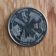 3251 Vz Antwerp Antwerp Waterloo Brussels Brussels Bruges Ghent - Kz Belgian Heritage Collectors Coin - Belgique