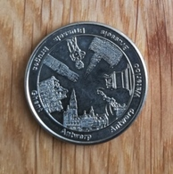 3251 Vz Antwerp Antwerp Waterloo Brussels Brussels Bruges Ghent - Kz Belgian Heritage Collectors Coin - België
