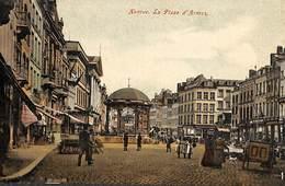 Namur - La Place D'Armes (colorisée, Top Animation, Kiosque ) - Namur