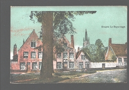 Brugge / Bruges - Le Béguinage - Gekleurd - Legerposterij - Brugge