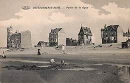 Oostduinkerke Bains - Partie De La Digue (animation Villas, Decrop-Desaever) - Oostduinkerke