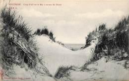 Westende - Coup D'oeil Sur La Mer à Travers Les Dunes (Edit. Albert Sugg) - Westende