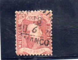 INDE 1868 O REPAIRED - Nederlands-Indië