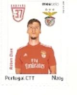Portugal ** & Ruben Dias, Benfica 37th National Championship, 2018-2019 (7889) - Ongebruikt
