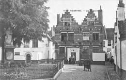 Kortrijk Courtrai - Le Béguinage (animation, Phot. Bertels 1907) - Kortrijk