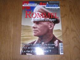 LES DOSSIERS D' AXE ET ALLIES N° 2 Guerre 40 45 Rommel Meuse Afrique Afrikakorps Mur Atlantique Normandie Complot Hitler - Guerre 1939-45