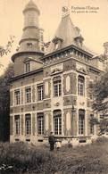 Fontaine-l'Evêque - Aile Gauche Du Château (animée, Papeterie Emile Duvivier) - Fontaine-l'Evêque