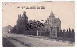 Sint-Amandsberg (villa Wibier) - Gent
