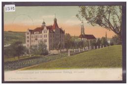 BALDEGG - TÖCHTERPENSIONAT UND LEHRERINNENSEMINAR - TB - LU Lucerne