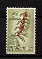 PAPUA  NEW  GUINEA    1958    5/-  Crimson  And  Olive  Green    MNH - Papua New Guinea
