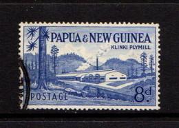 PAPUA  NEW  GUINEA    1958    8d  Deep  Ultramarine    USED - Papua New Guinea