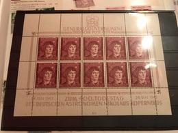 MiNr. 104 Deutschland Besetzungsausgaben II. Weltkrieg Generalgouvernement - Unused Stamps