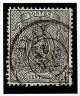 +MW-4301      AMAY    Dubbel Cirkel  OCB  23 - 1866-1867 Petit Lion