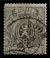 +MW-4308      BOOM     Dubbel Cirkel  OCB  23 - 1866-1867 Petit Lion