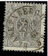 +MW-4309      BLANKENBERGHE     Dubbel Cirkel  OCB  23 - 1866-1867 Petit Lion