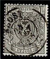 +MW-4311     ALOST   Dubbel Cirkel  OCB  23 - 1866-1867 Petit Lion