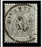 +MW-4321   DINANT   Dubbel Cirkel  OCB  23 - 1866-1867 Petit Lion