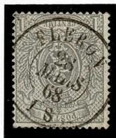 +MW-4324   FLERON   Dubbel Cirkel  OCB  23 - 1866-1867 Petit Lion