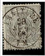 +MW-4325   FRAITURE   Dubbel Cirkel  OCB  23   COBA +30 - 1866-1867 Petit Lion