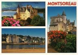 49 °° Montsoreau Multivues - Neuve Non écrite 10x15 - Autres Communes