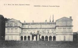 Péronne Canton Lugny Château De Vaux Sous Targe - France