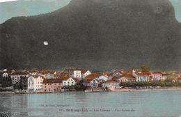 St-Gingolph - Lac Léman  Vue Générale - VS Wallis
