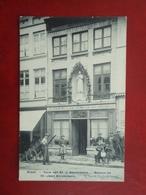 Diest     Huis Van St. J. Berckmans    ( 2 Scans ) - Diest