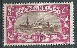 Saint Pierre Et Miquelon Yvert N° - Gebraucht