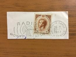 Fragment De Monte-Carlo Avec YT 426 - Monaco
