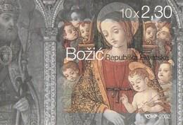 CROATIA - CHRISTMAS 2002 - BOOKLET - Croacia