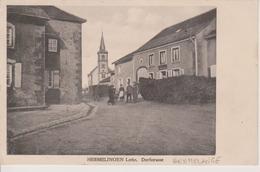 57 - HERMELANGE - UNE RUE - Otros Municipios