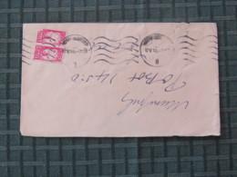 South Africa 1944 Cover Johannesburg To Johannesburg - Nurse - Red Cross - Briefe U. Dokumente