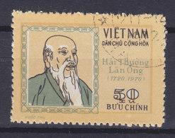 Vietnam 1971 Mi. 659    50 Xu Haí Thurng Lán Ông, Mediziner - Vietnam