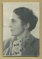 Simone Saint-Clair (1896-1975) - Écrivaine Et Résistante - Photo Originale Dédicacée, Lettre Signée Et Divers - Autographes