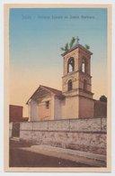 ARGENTINA JUJUY Antigua Iglesia De Santa Barbara Ed. Buttazzoni PC CPA - Argentine