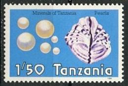 Tanzanie - Tansania - Tanzania 1986 Y&T N°280A - Michel N°319 *** - 1,50s Perles - Blokken & Velletjes