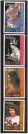 2013 Belize QEII Coronation Anniversary Complete Set Of 4 + Souvenir Sheet MNH - Belize (1973-...)