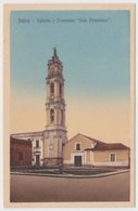 ARGENTINA JUJUY Iglesia Y Convento San Francisco Ed. Buttazzoni PC CPA - Argentine