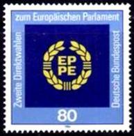 GERMANY - 1984 - 1v - MNH - Europa CEPT - European Parliament Parlamento Europeo - Europäisches Parlament Democracy - Europa-CEPT