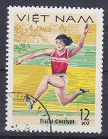 Vietnam 1975 Mi. 962    12 Xu Sportspiele In Vietnam Weitsprung - Vietnam