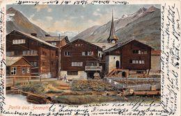 Partie Aus Zermatt - VS Valais